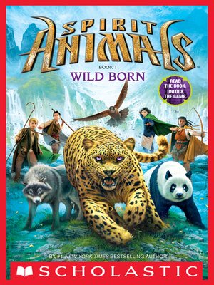 Wild Born by Brandon Mull. AVAILABLE eBook.